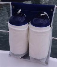 Compass Marine Fender Storage