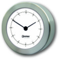 Ship's Clock - Stainless Steel | Talamex Series 100 Ship's instruments