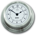 Ship's Clock - Stainless Steel | Talamex Series 125 Ship's Instruments