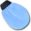 Microfibre Mesh Mitt for cleaning