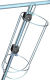 Nawa Fender Basket 230mm Diameter - Single Basket