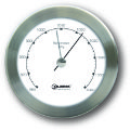 Ship's Barometer - Stainless Steel | Talamex Series 100 Ship's instruments
