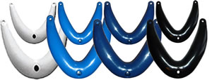 Compass Marine Bow Fender - Large