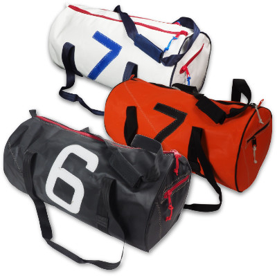 Bainbridge Sailcloth Bag - Holdall Medium