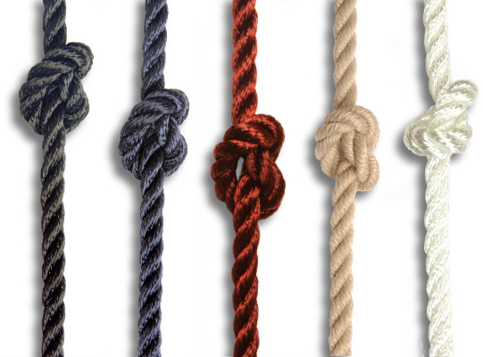 Mooring Rope Colours