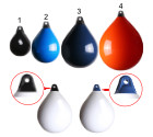 Boat Fender Covers for Majoni Black Top Buoys