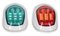 Talamex LED Side Lights Set - White or Black Casing