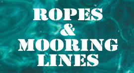 Ropes & Mooring Lines