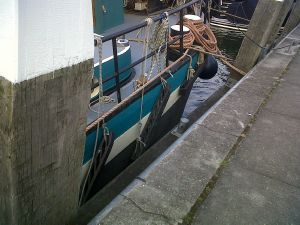 Compass Marine Barge or Tiptop Fender