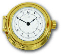 Ship's Clock - Solid Brass | Talamex Series 115 Ship's Instruments