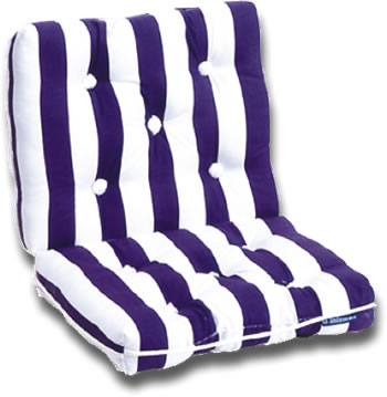 Double Striped Cushion