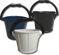 PVC Non Marking Bucket