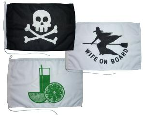 Compass Marine Novelty Flags