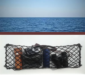 Compass Marine Storage Net